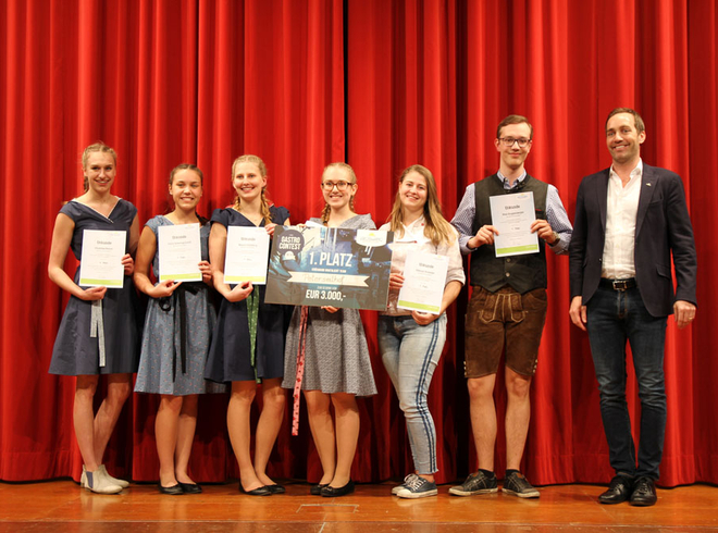 Gastrocontest: Bad Leonfelden gewinnt