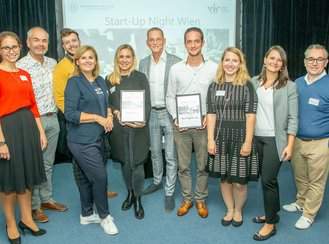 Kärntner Plattform ist Sieger der Start-up Night