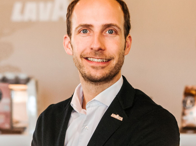 Gregor Peham wird Country Manager bei Lavazza Österreich