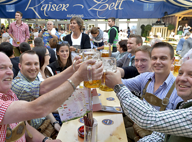 """Wiener Wiesn"" als Export?"