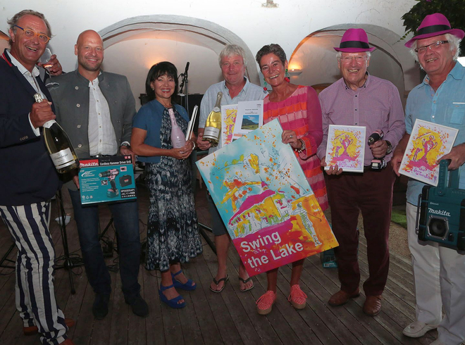 "Genussvolle ""Swing the Lake""-Party am Wörthersee"