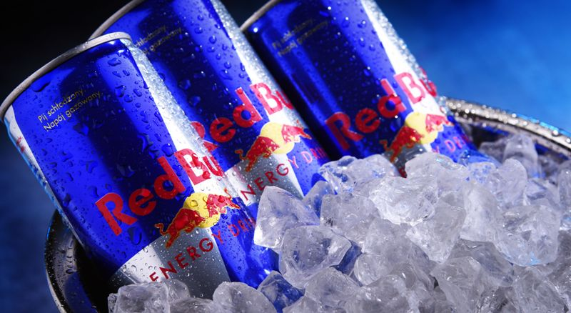 product, red bull, caffeine, sport, drugs, stimulant, energy drink, energy, logo, global, brand, beverage, cool drink, cold drink, soda, soda pop, sugary drink, mineral, pop, international, benzene, sugar content, sweetener, variety, assorted, non-alcoholic, sugar, can, drink, carbonated, illustrative editorial